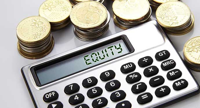 Calculate Equity in Real Estate